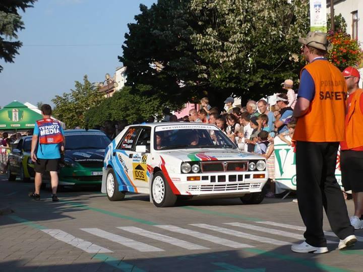 Slavnostní start Rally Tatry 2013